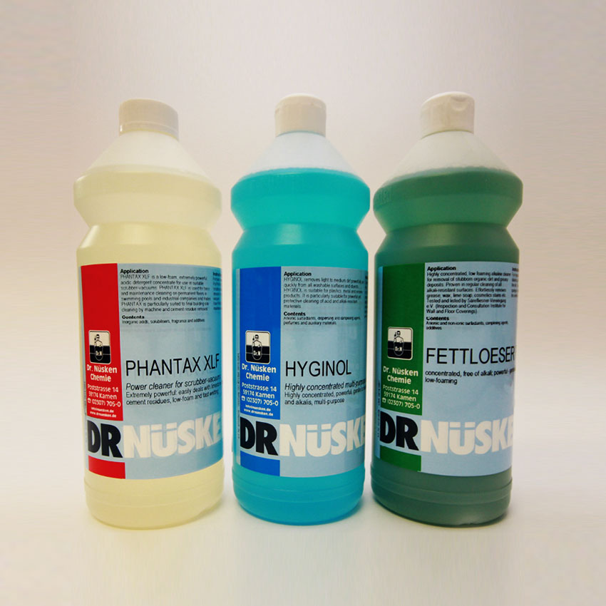 Ceramic Solutions Pools - Pool Cleaning Chemicals