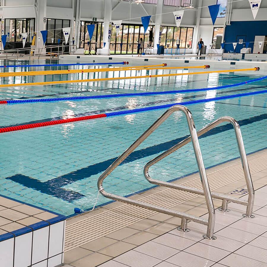 Ceramic Solutions Pools - Greater Bendigo Aquatic Centre