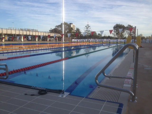 Optus Aquatic Centre