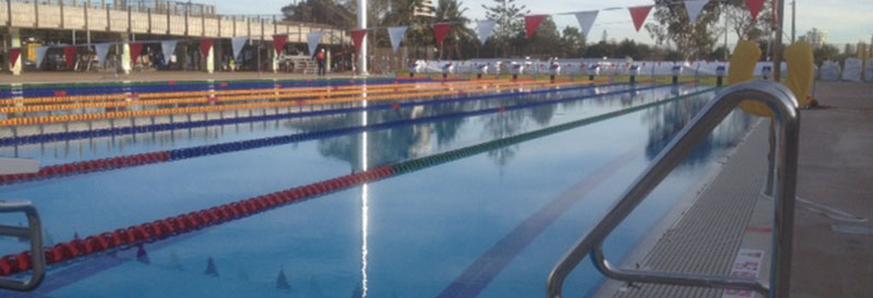Ceramic Solutions Pools - Optus Aquatic Centre