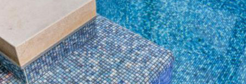 Ceramic Solutions Pools - Residential pool tile trends