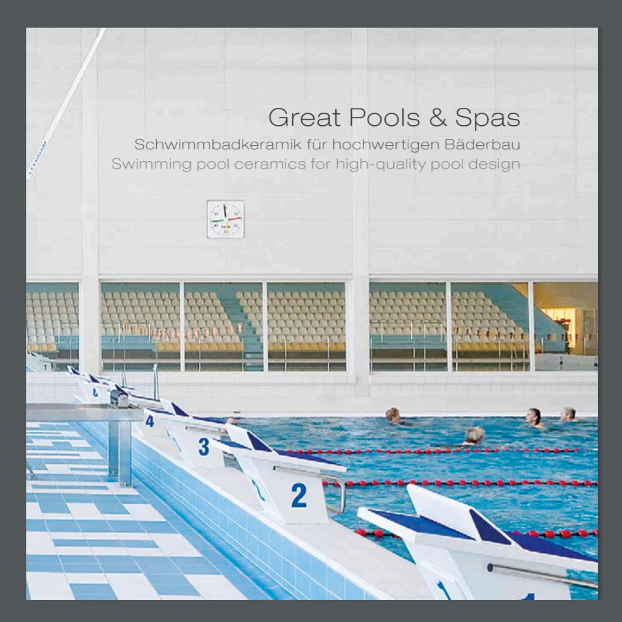 Ceramic Solutions Pools - Agrob Buchtal Catalogue - GreatPool-Spas